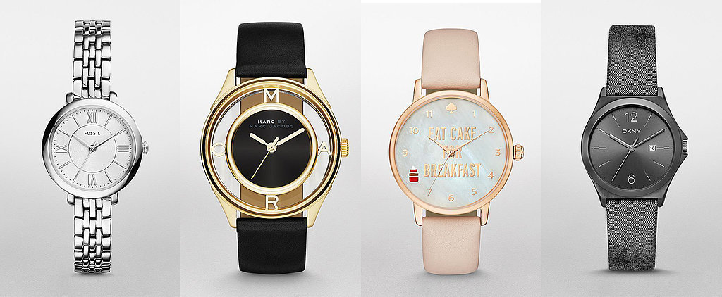 11 Chic Watches For the Girl Who's Always Late