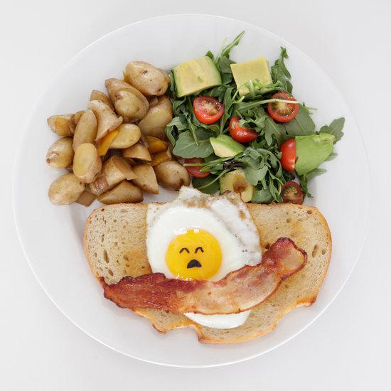 Gudetama Egg Sandwich