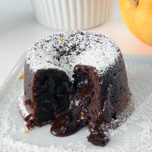 Chocolate Molten Lava Cake | POPSUGAR Food