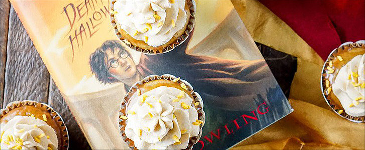 Harry Potter Fans Will Freak Out Over These Butterbeer Cupcakes