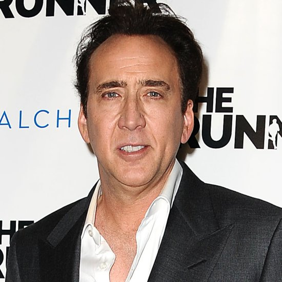 Find Out What Stolen Item Nicolas Cage Is Returning