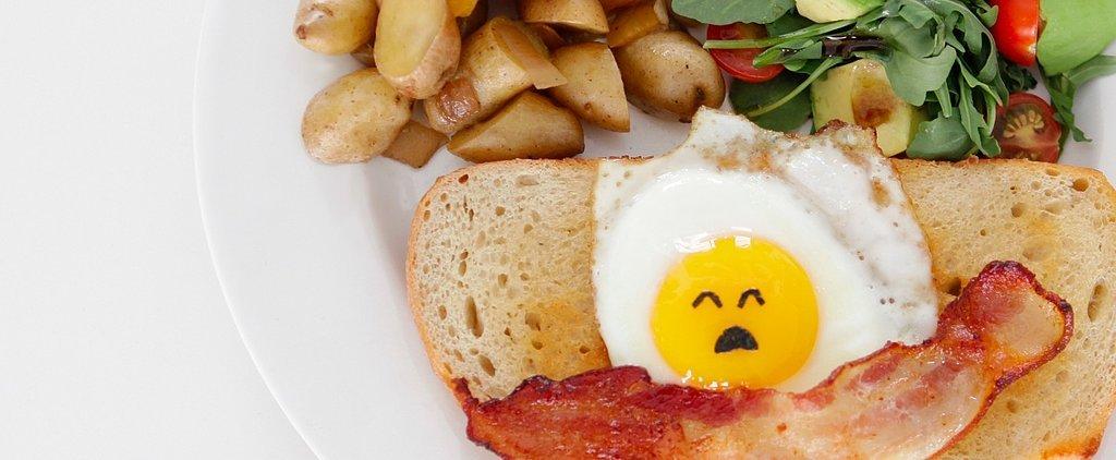 You've Never Seen a Cuter Egg Sandwich