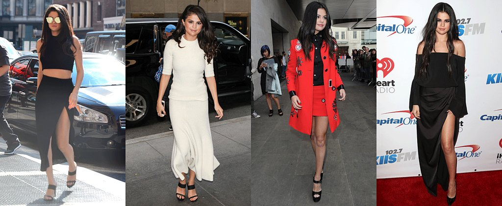 16 Times Selena Gomez Made Us Re-Think Our Outfits