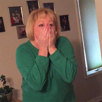 Couple Surprises Grandma With Adoption News