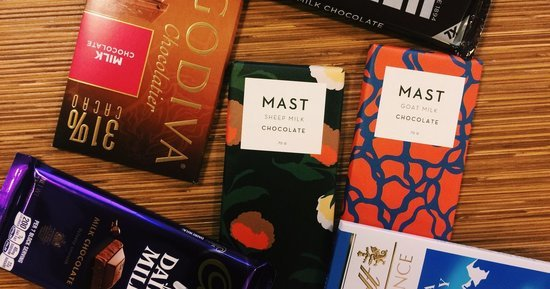 Here's How Mast Brothers Chocolate Stands Up Against The Big Ones