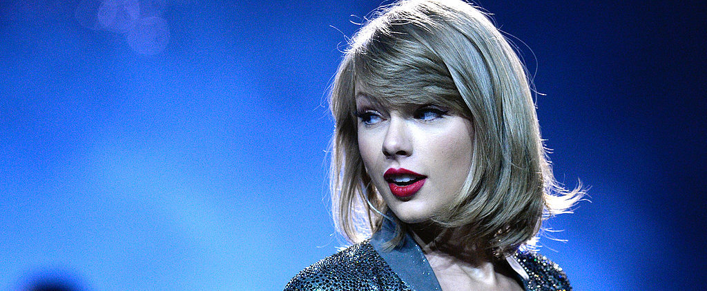 Taylor Swift Enlists Calvin Harris and Her Cute Brother to Help Build a Snowman