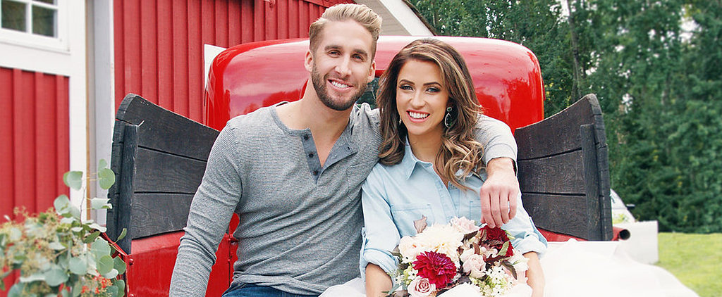 Bachelorette Fans, Prepare to Swoon Over Kaitlyn Bristowe and Shawn Booth's Engagement Photos