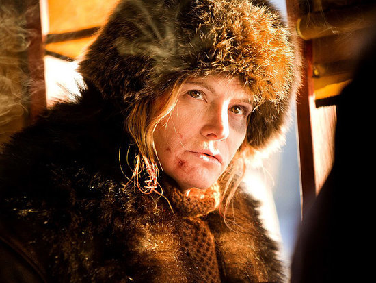 Jennifer Jason Leigh Just Might Be the Toughest Character in The Hateful Eight. See Why