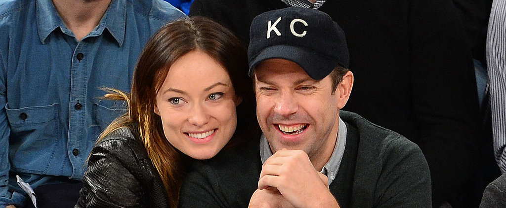 40 Sweet Moments Between Jason Sudeikis and Olivia Wilde That Will Steal Your Heart
