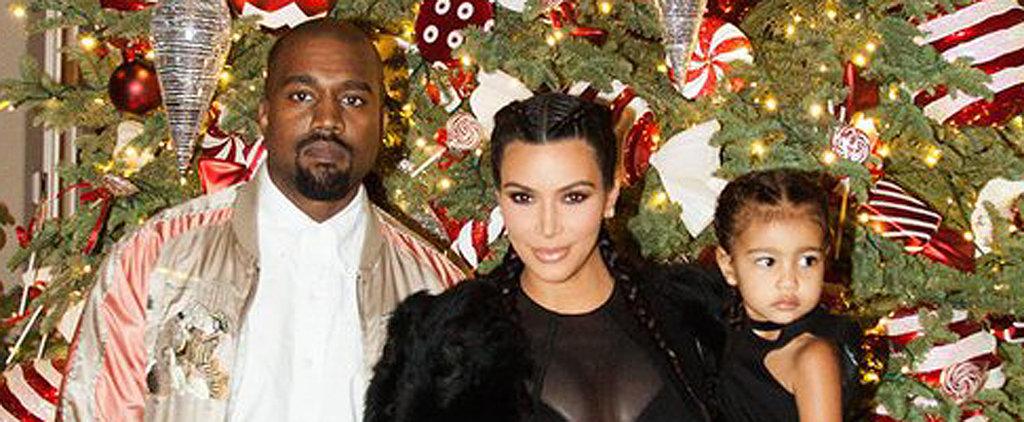Nobody Throws Parties Quite Like the Kardashian Family's Christmas Bash