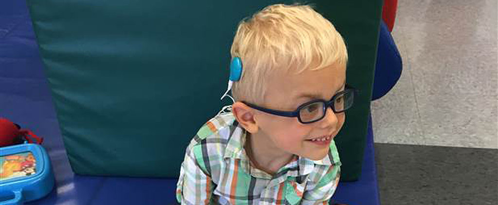 This Toddler's Year Was Pretty Great, Thanks to His Cochlear Implants