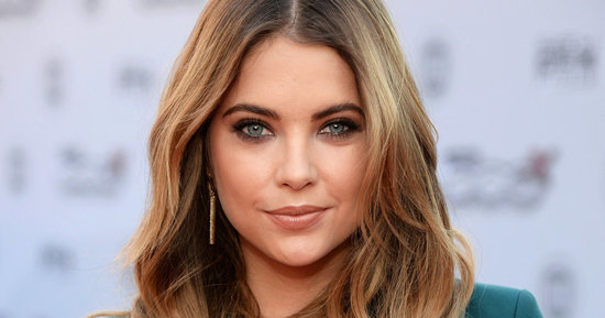 'Pretty Little Liars' Star Ashley Benson Reveals Blond Hair In Sultry New Pics