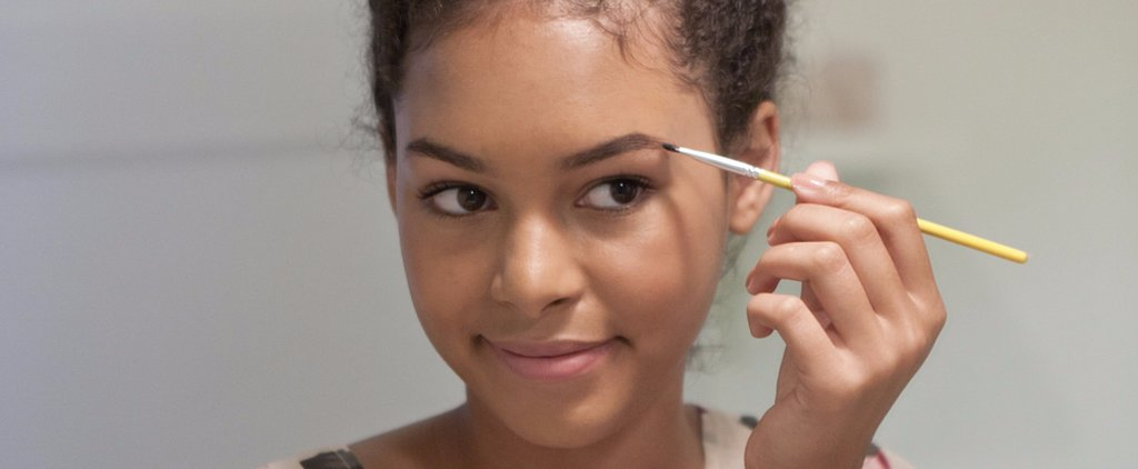 Why You Should Never Use a Magnifying Mirror When Tweezing Your Brows