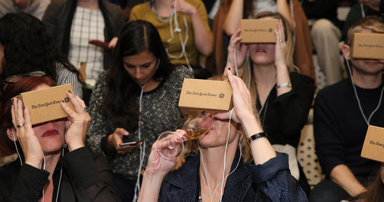 5 Innovations That Changed The Way We Told Stories In 2015