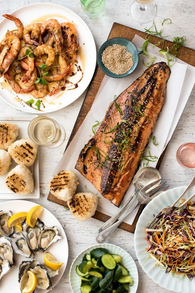 Miso Marinated Side of Salmon