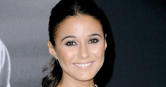 Emmanuelle Chriqui's Partaking in Kind Campaign's Give Kind Initiative