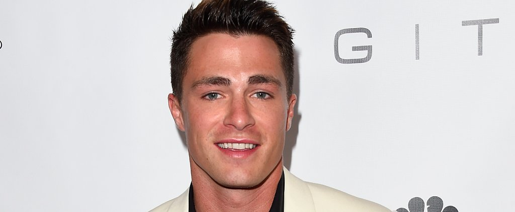 "Colton Haynes Opens Up About His Sexuality: ""I Felt Like I Was Letting People Down"""