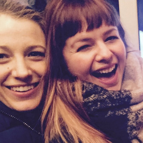 Blake Lively and Amber Tamblyn Reunite, Joking They're Now 'Sister Wives Of The Traveling Pants!'