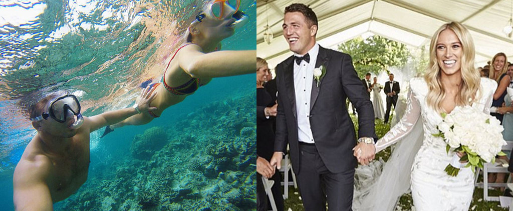 Picture-Perfect Snaps From Sam and Phoebe Burgess' Honeymoon