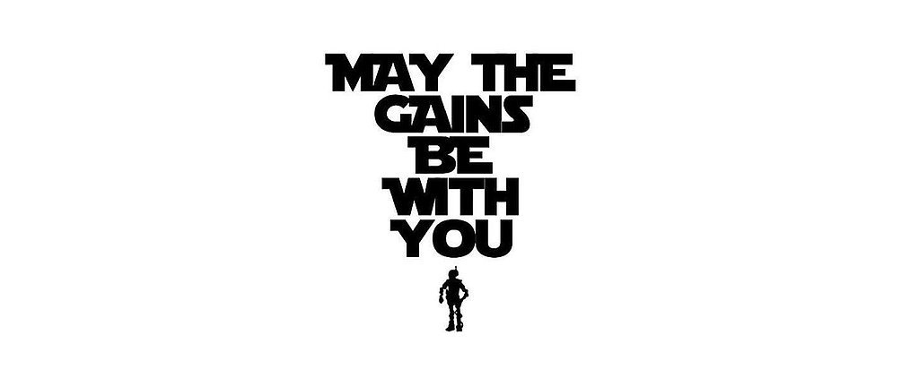 Don't Feel Like Hitting the Gym? Yoda's Got Your Back