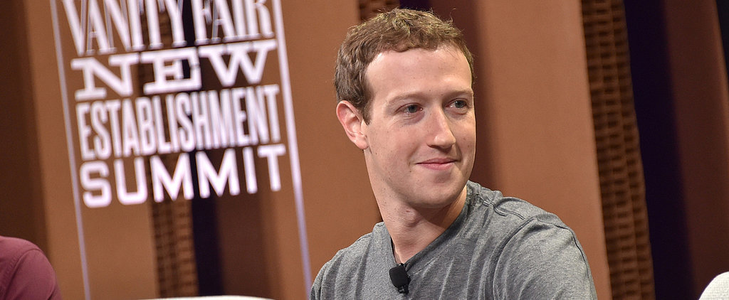 Mark Zuckerberg's Epic Response to a Grandma's Comment About Dating Nerds