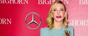 Cate Blanchett Just Gave All of Hollywood a Master Class in Acceptance Speeches