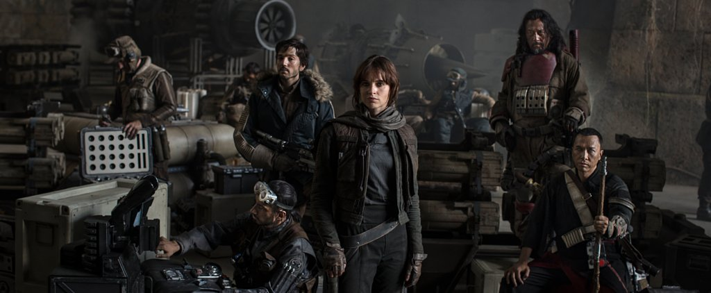 Here's the Full Cast of Rogue One: A Star Wars Story