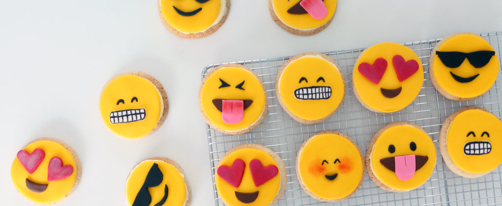 You'll Be All Heart Eyes Over These Emoji Cookies