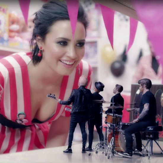 "Fall Out Boy ""Irresistible"" Music Video With Demi Lovato"