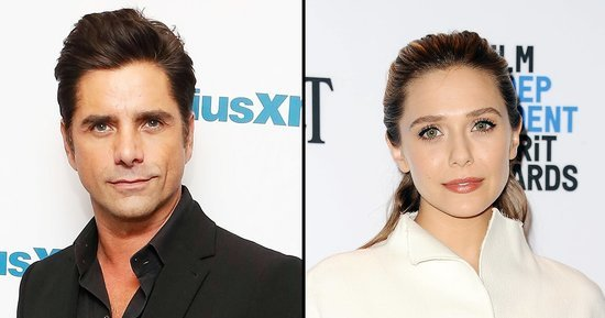 John Stamos: 'Fuller House' Producers Asked Elizabeth Olsen to Play Michelle Tanner