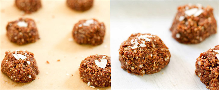 Deliciously Healthy Coconut Cookies That Require No Bake Time