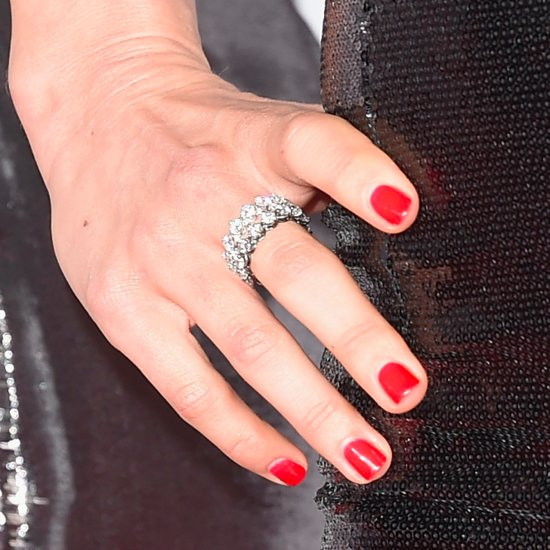 Celebrity Nail Salon: Celebrity Nails From Award Show Red Carpets 2016