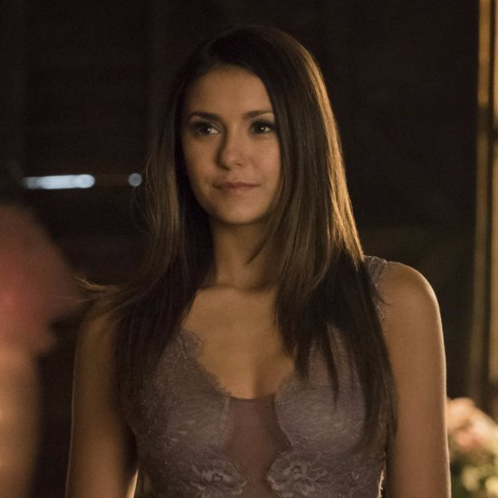 Elena on The Vampire Diaries Pictures