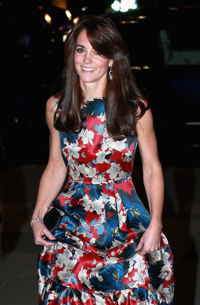 Kate Middleton 39 S Top Trends For 2016 Popsugar Fashion