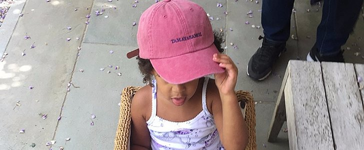 A Lesson in Being the World's Coolest Kid, Taught by Blue Ivy Carter