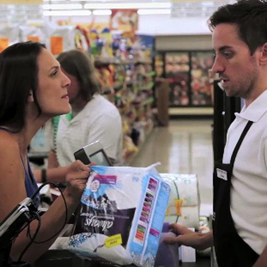 Mom's Embarrassing Shopping Trip Video
