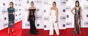 The People's Choice Awards Red Carpet Was Sexier Than Ever