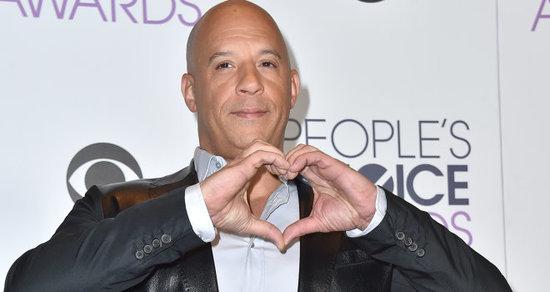 People's Choice Awards 2016 Winners: Watch Vin Diesel Sing for Paul Walker