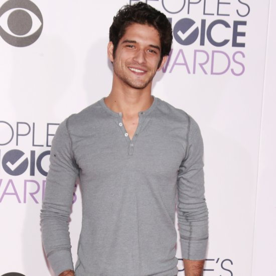 Tyler Posey's Cutest Pictures at 2016 People's Choice Awards