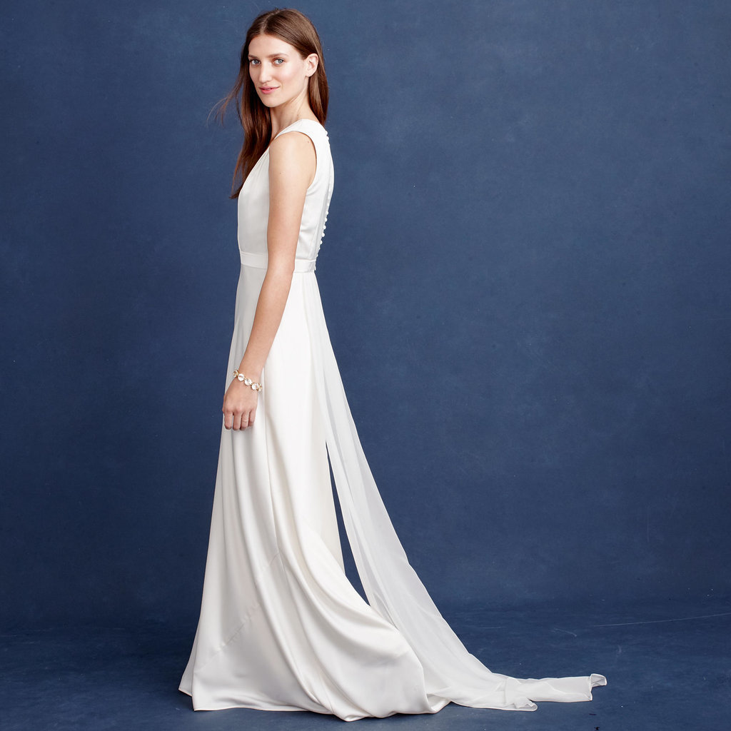 J crew wedding dresses spring summer 2016 popsugar for J crew wedding dresses