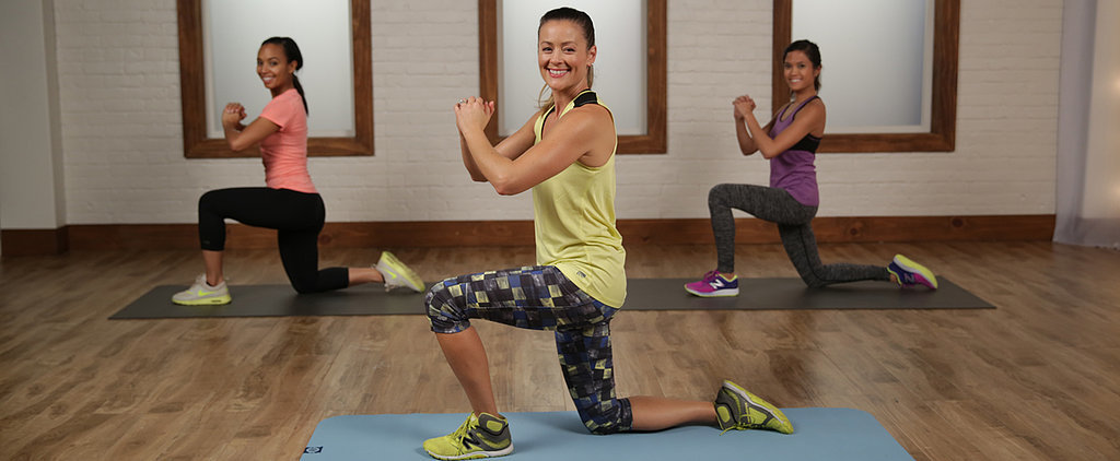 A Bodyweight Workout to Tone Your Entire Body