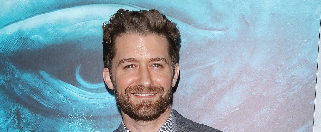 Glee Alum Matthew Morrison Is Joining The Good Wife