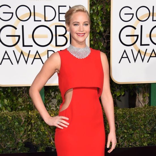 Golden Globes Red Carpet Dresses 2016