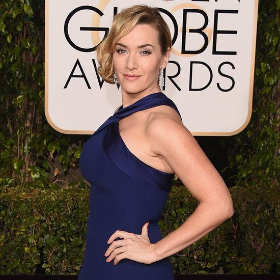 Kate Winslet's Acceptance Speech at Golden Globes 2016