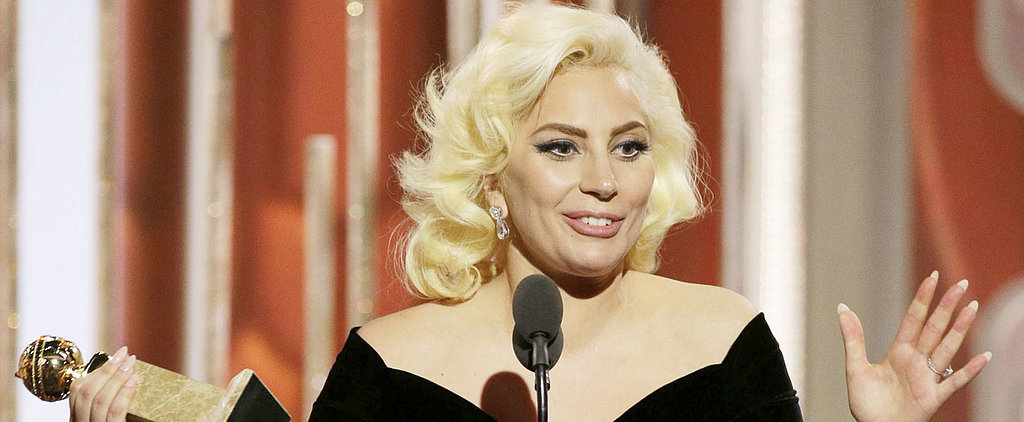 "Lady Gaga on Her Golden Globe Win: ""This Is One of the Greatest Moments of My Life"""