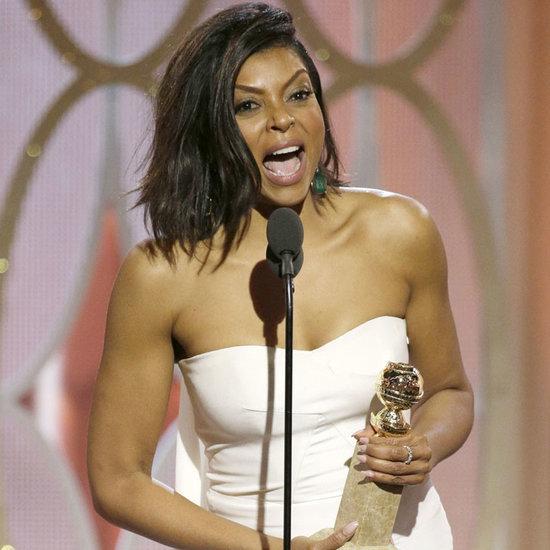 Taraji P. Henson's Golden Globes Acceptance Speech 2016