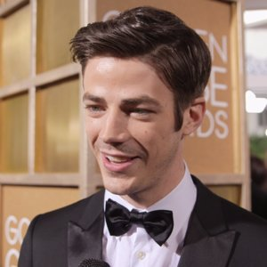 Grant Gustin Interview at the 2016 Golden Globes | Video