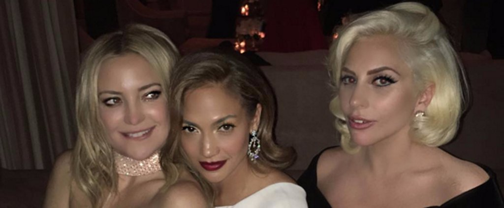 Check Out the Best Instagram Snaps From the Golden Globes!
