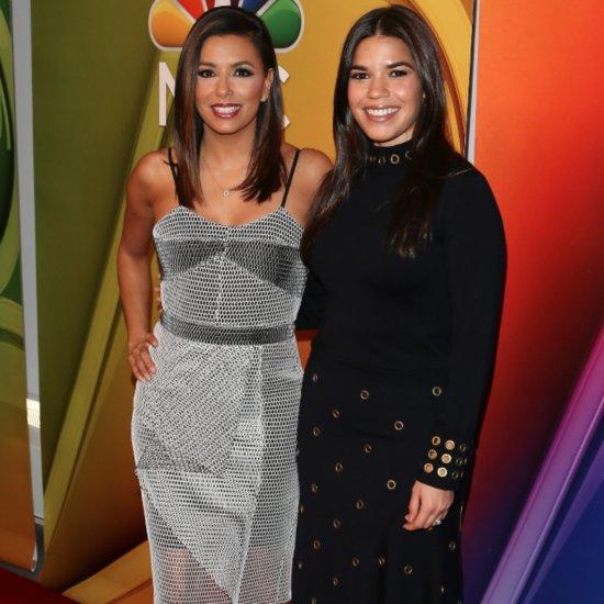 MTV Australia Under Fire For Tweet About America Ferrera and Eva Longoria