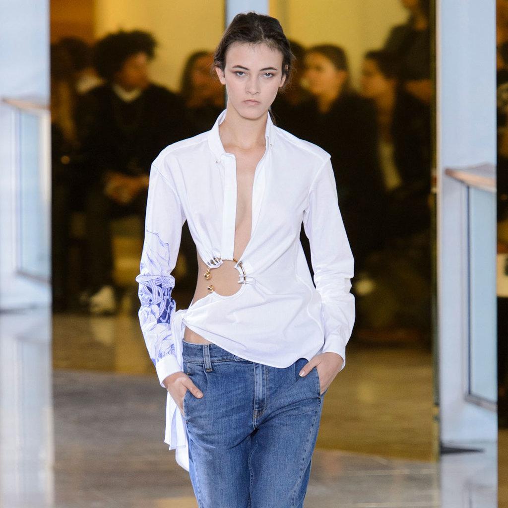The White Shirt - 2016 Fashion Trend - Mode Devoted